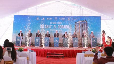 Tiến độ xây dựng dự án D'. El Dorado