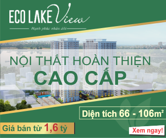 banner ngang eco lake view