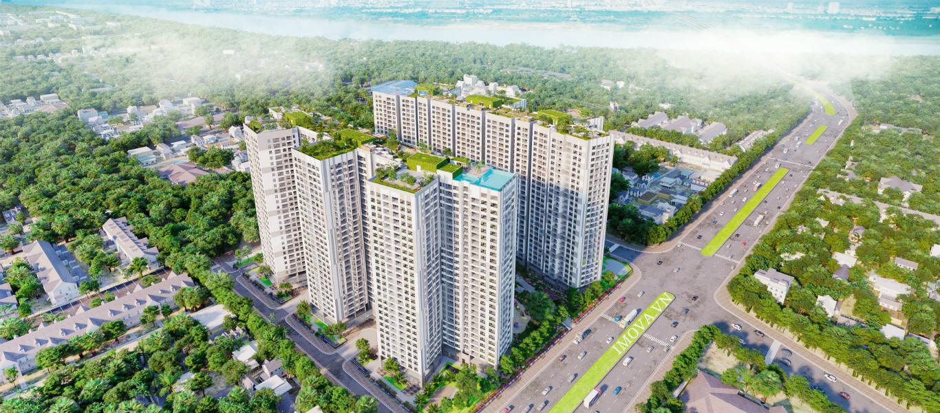 Kết quả hình ảnh cho mặt bằng xanh tổng thể dự án imperia sky garden