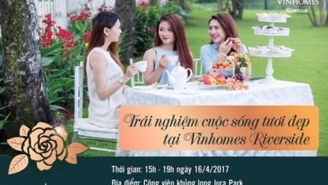Mở bán Vinhomes The Harmony
