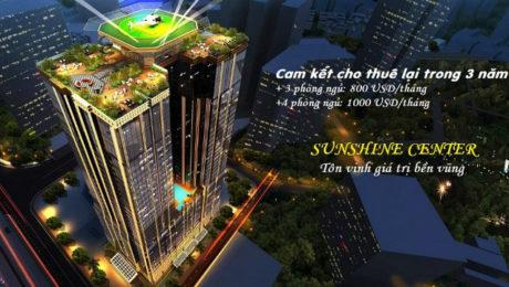 chính sách sunshine center phạm hùng