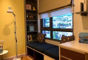 nhà mẫu chung cư Kosmo căn 3 ngủ nội thất