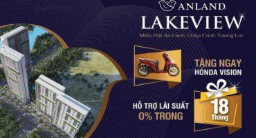 Chính sách Anland Lake View tháng 12