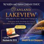 sự kiện mở bán anland lake view tháng 12