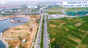 quy hoạch đường Lê Quang Đạo, Ngô Thì Nhậm dự án Anland Lake View